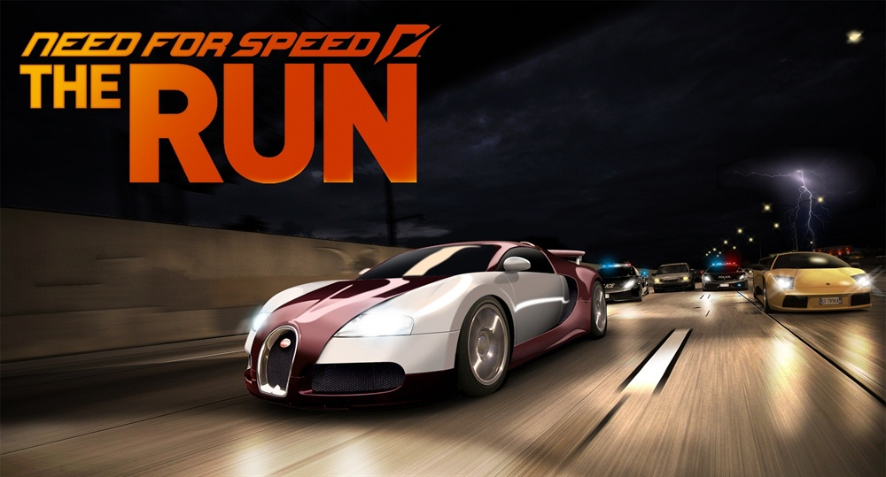 Need For Speed The Run Download Poster