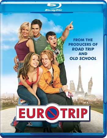 Download Eurotrip 2004 Dual Audio Hindi 480p BluRay 300mb