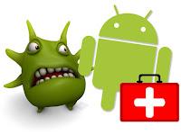 Bahaya virus bagi android