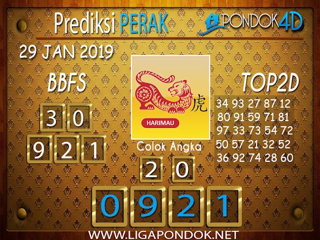 Prediksi Togel PERAK PONDOK4D 29 JANUARI 2019