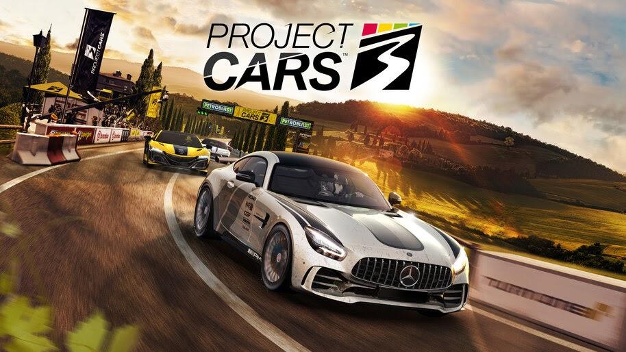 Project CARS 3, Key, Art, 8K, #7.2401
