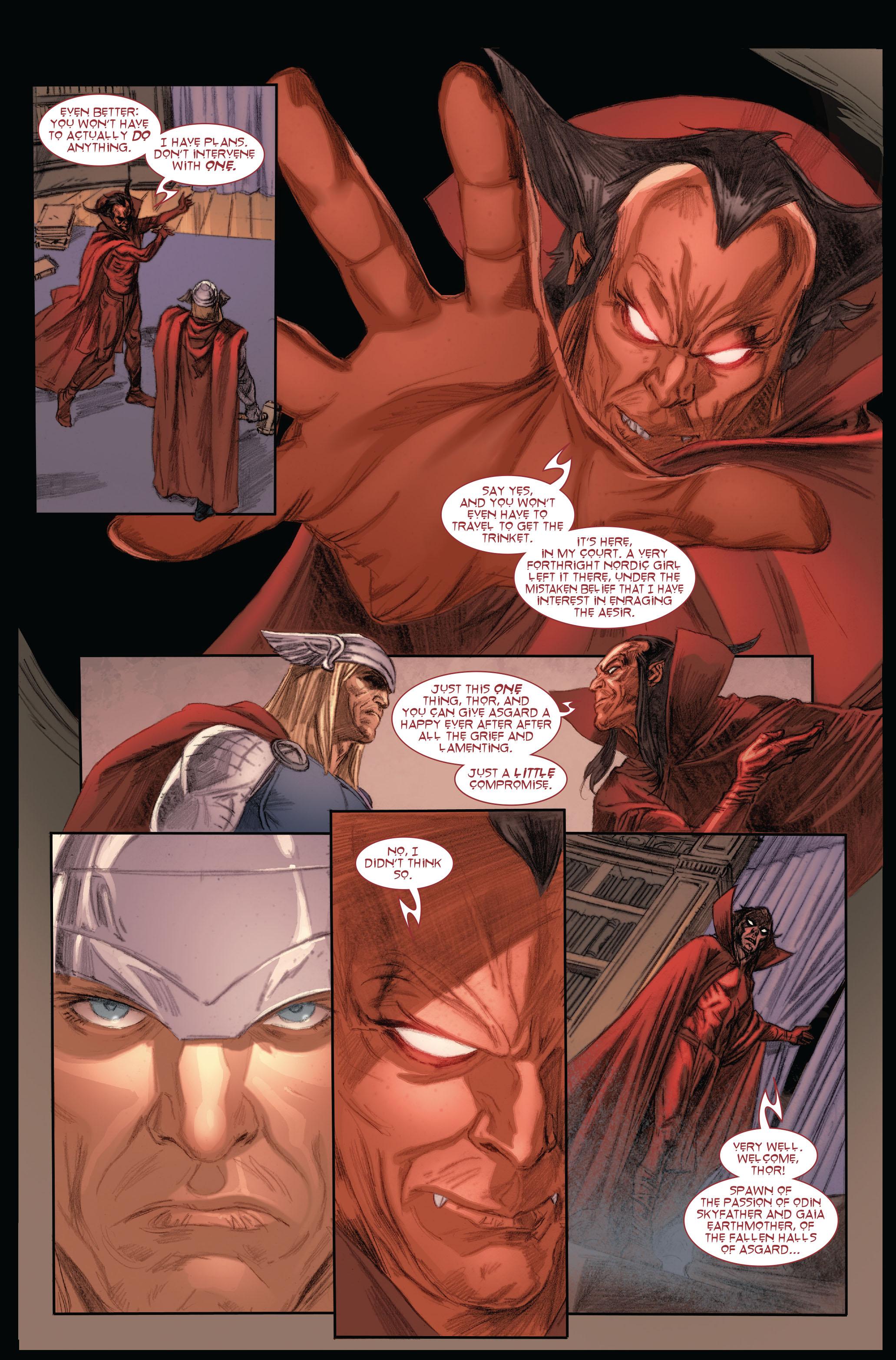 Thor (2007) Issue #612 #25 - English 23