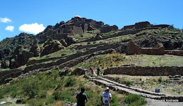 Sítio Arqueológico de Písac, Vale do Urubamba, Peru
