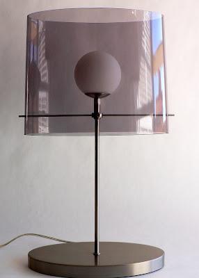 LAMPARA SOBREMESA METACRILATO