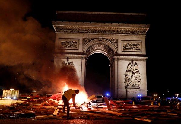 Fransa Olayındaki 1 Milyon Kişi