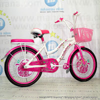 City Bike Pacific Astina 20 Inci