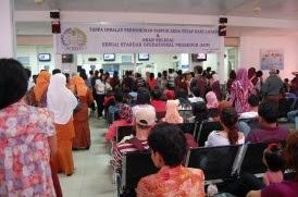 Kantor Imigrasi Batam Buka Unit Layanan Paspor