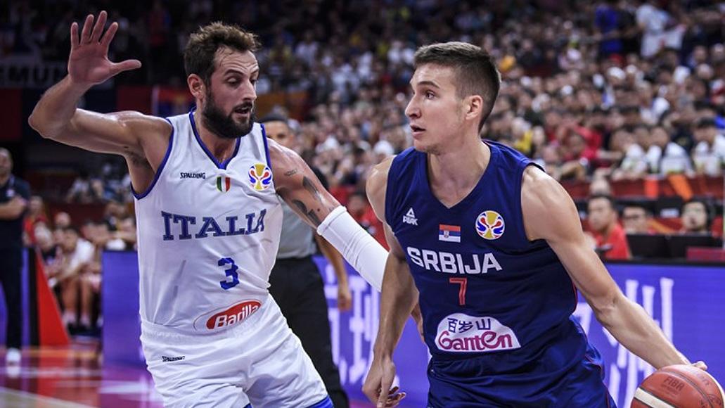 Serbia def. Italy, 92-77 (HIGHLIGHTS) FIBA World Cup 2019
