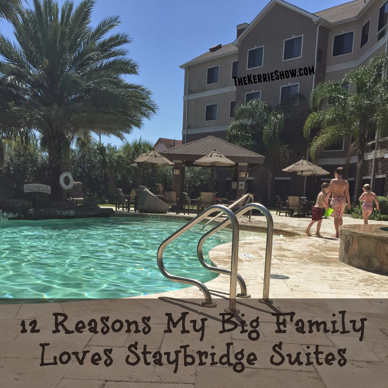 The Kerrie Show: 12 Reasons Why My Big Family Loves