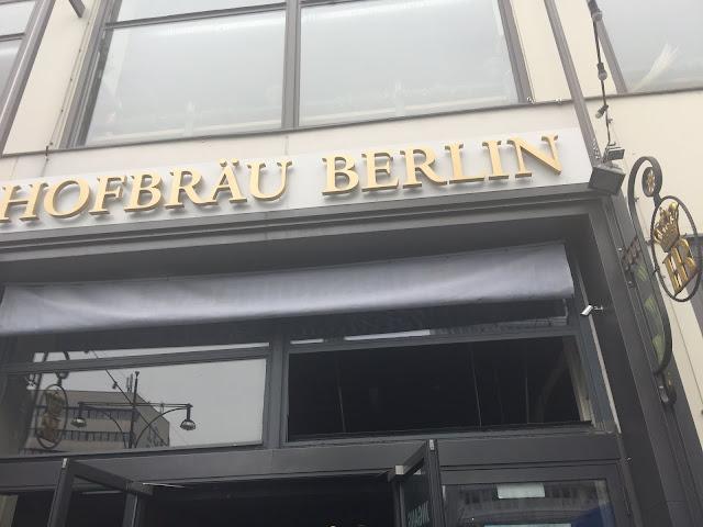 Hofbräu, Berlim.