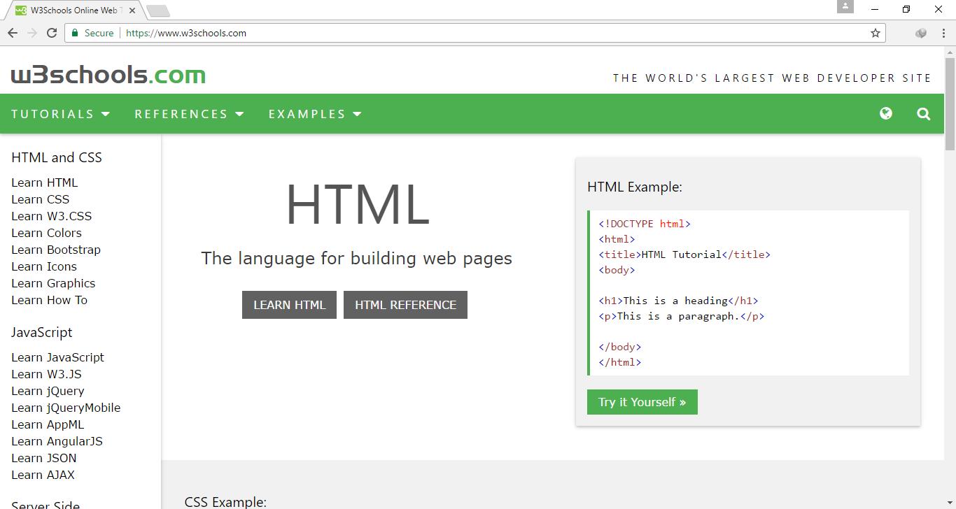 4 Situs Belajar Coding Untuk Pemula