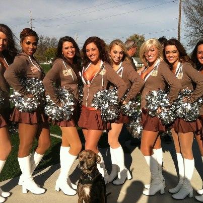 Boot Nation Nfl Cheerleaders Scores Week 13