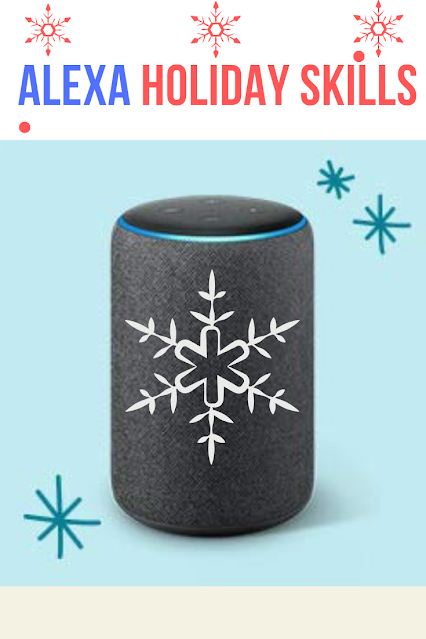 Alexa Christmas Skills and Prompts For the Holidays