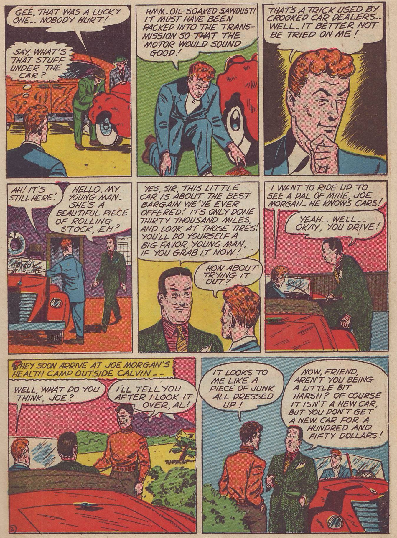 Read online All-American Comics (1939) comic -  Issue #37 - 27