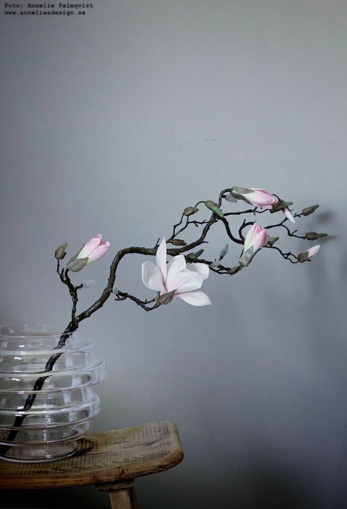 annelies design, webbutik, webbutiker, webshop, nätbutik, inredning, oipn, pioner, magnolia, blomma, blommor, konstgjorda blommor, kvist, kvistar, magnoliakvist, magnoliakvistar, dekoration, prydnad, vas, bubbles, naturtrogna, naturliga, naturtrogen
