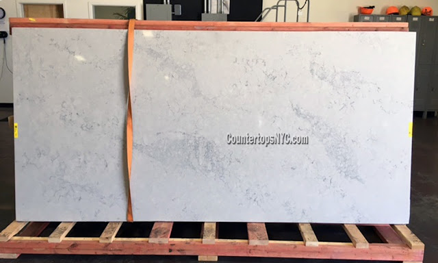 Caesarstone Noble Grey Quartz NYC