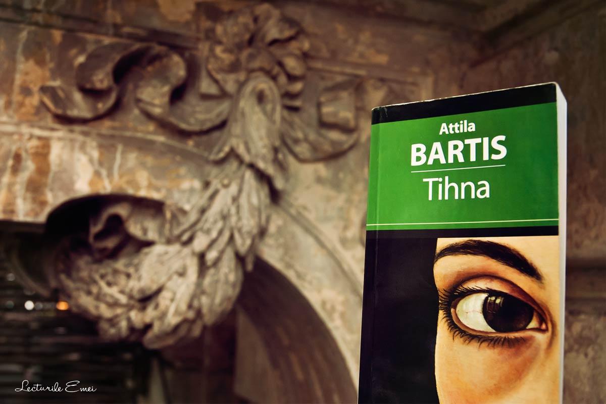 recenzie carte Tihna de Attila Bartis