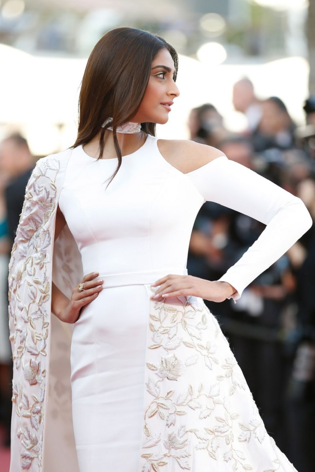 Sonam Kapoor at 'From The Land Of The Moon (Mal De Pierres)' 69th Cannes Film Festival