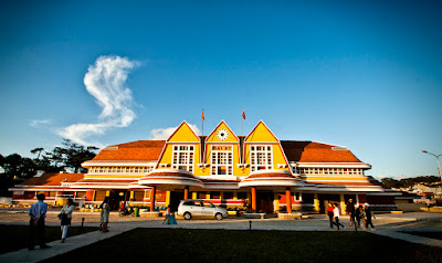 Nhà ga Đà Lạt – nhà ga cổ kính nhất Việt Nam