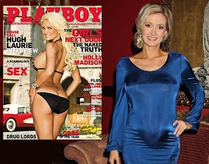 Holly Madison gives birth: Famous moms who have posed for Playboy