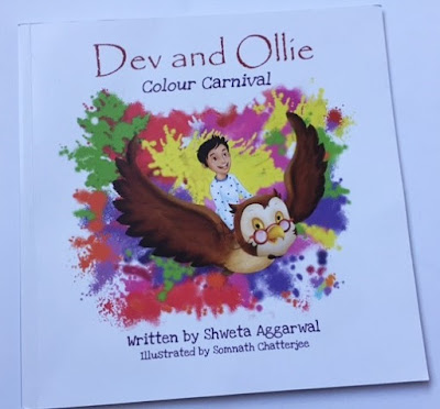 Book review - Dev and Ollie Colour Carnival