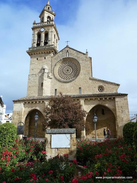 iglesias fernandinas en Córdoba