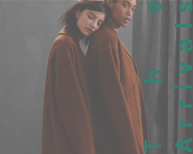 2017 outerwear trends wool shearling leather coats women's FW