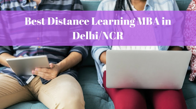 distance learning mba delhi