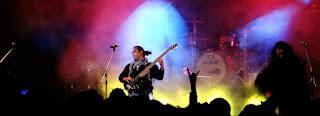 Hornbill International Rock concert