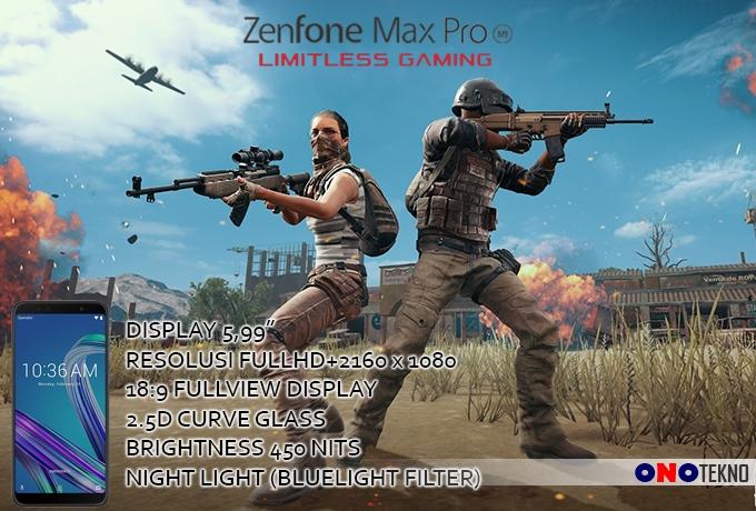 """Asus Zenfone Max Pro M1 """" Gear Mumpuni dan Terjangkau Untuk eSport Mobile """""""
