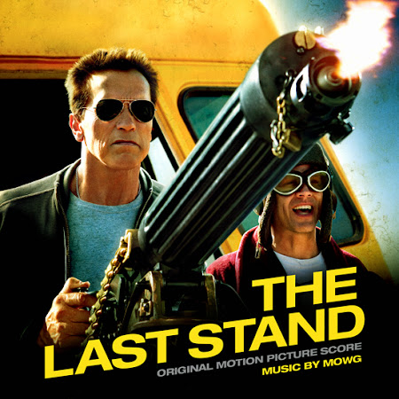 Poster Of The Last Stand 2013 In Hindi Bluray 720P Free Download