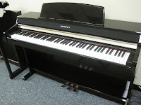 Kurzweil MP10 digital piano polished ebony