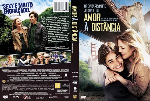 Capa DVD Amor à Distância