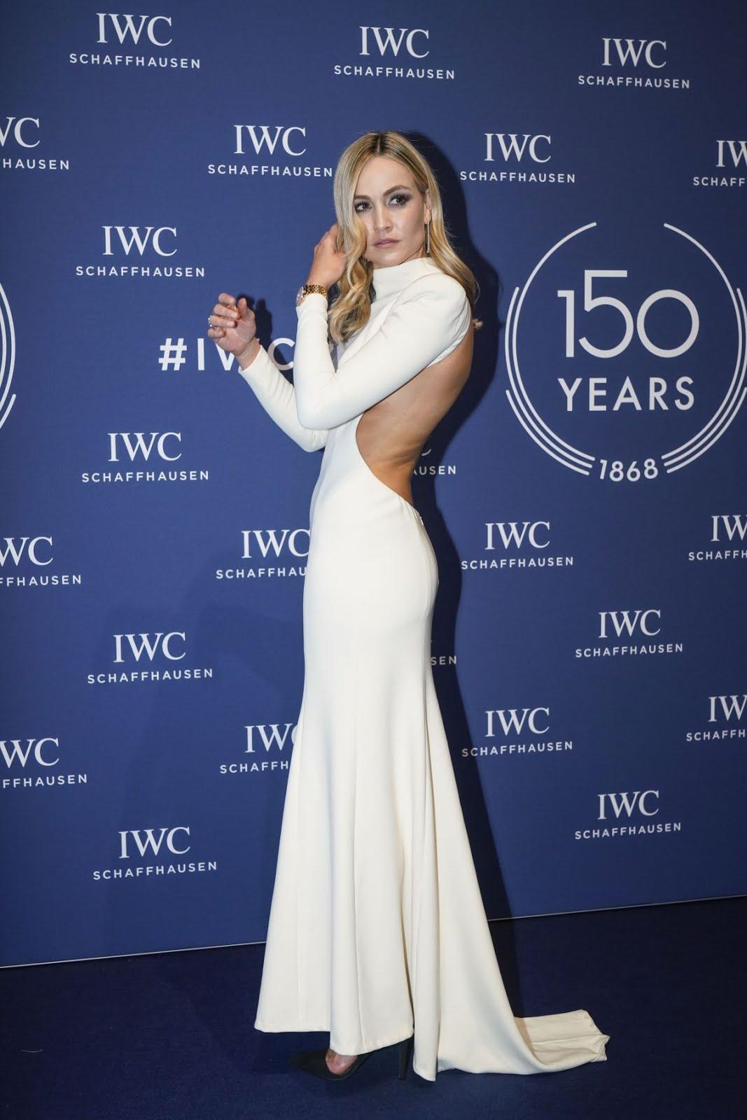 HD Wallpapers & Photos of HOT Carmen Jorda At IWC Schaffhausen Gala At Sihh 2018 in Geneva