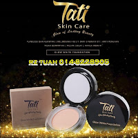 tati glow white foundation