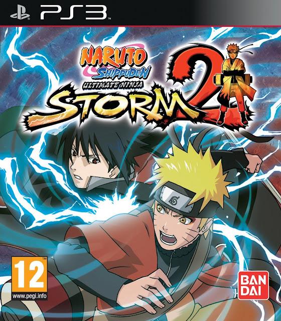 descargar gratis Naruto Ultimate Ninja Storm PS3