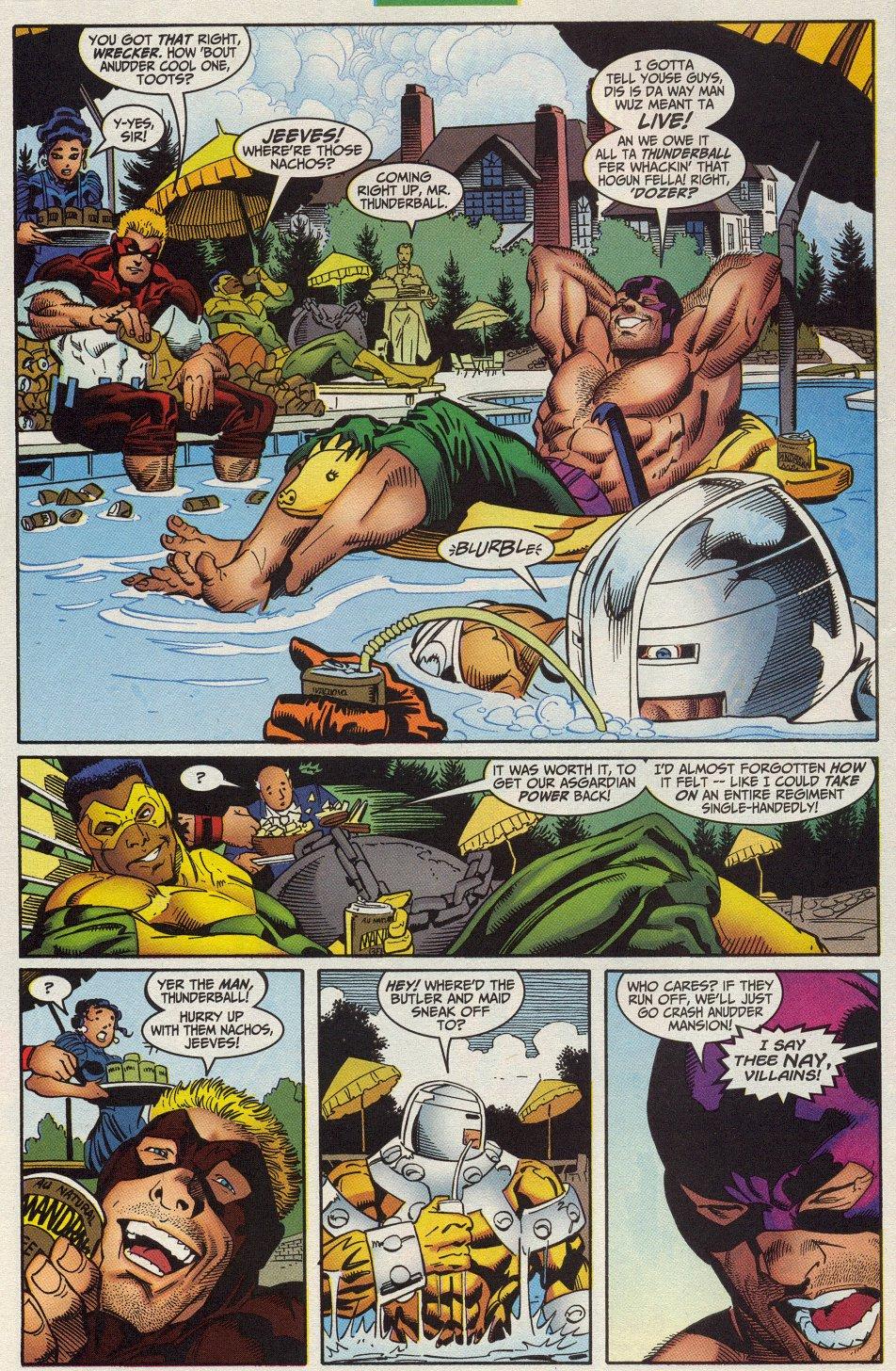 Thor (1998) Issue #29 #30 - English 17