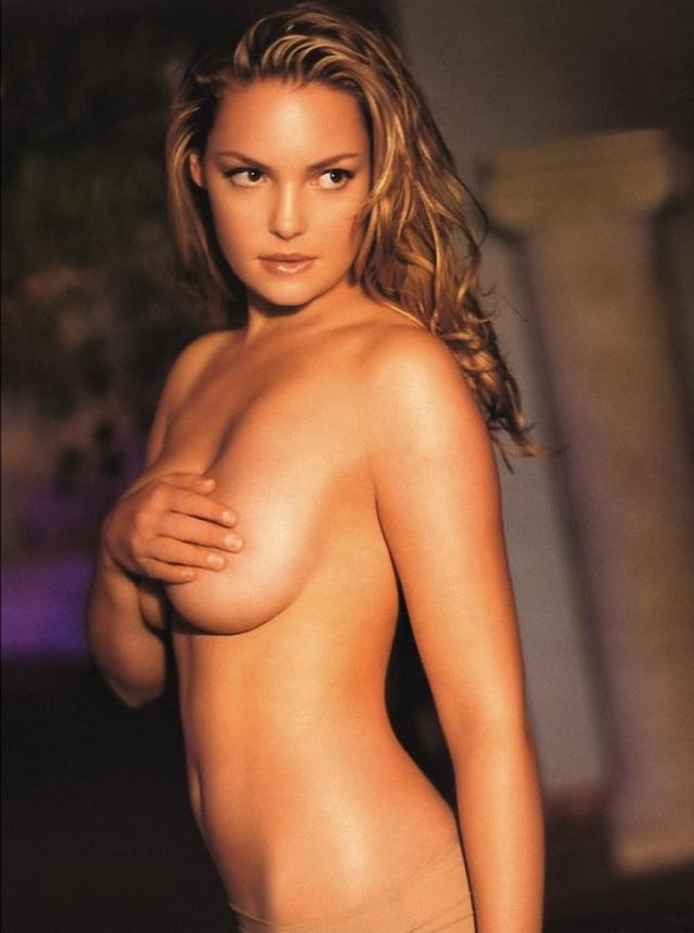 Katherine Heigl en topless