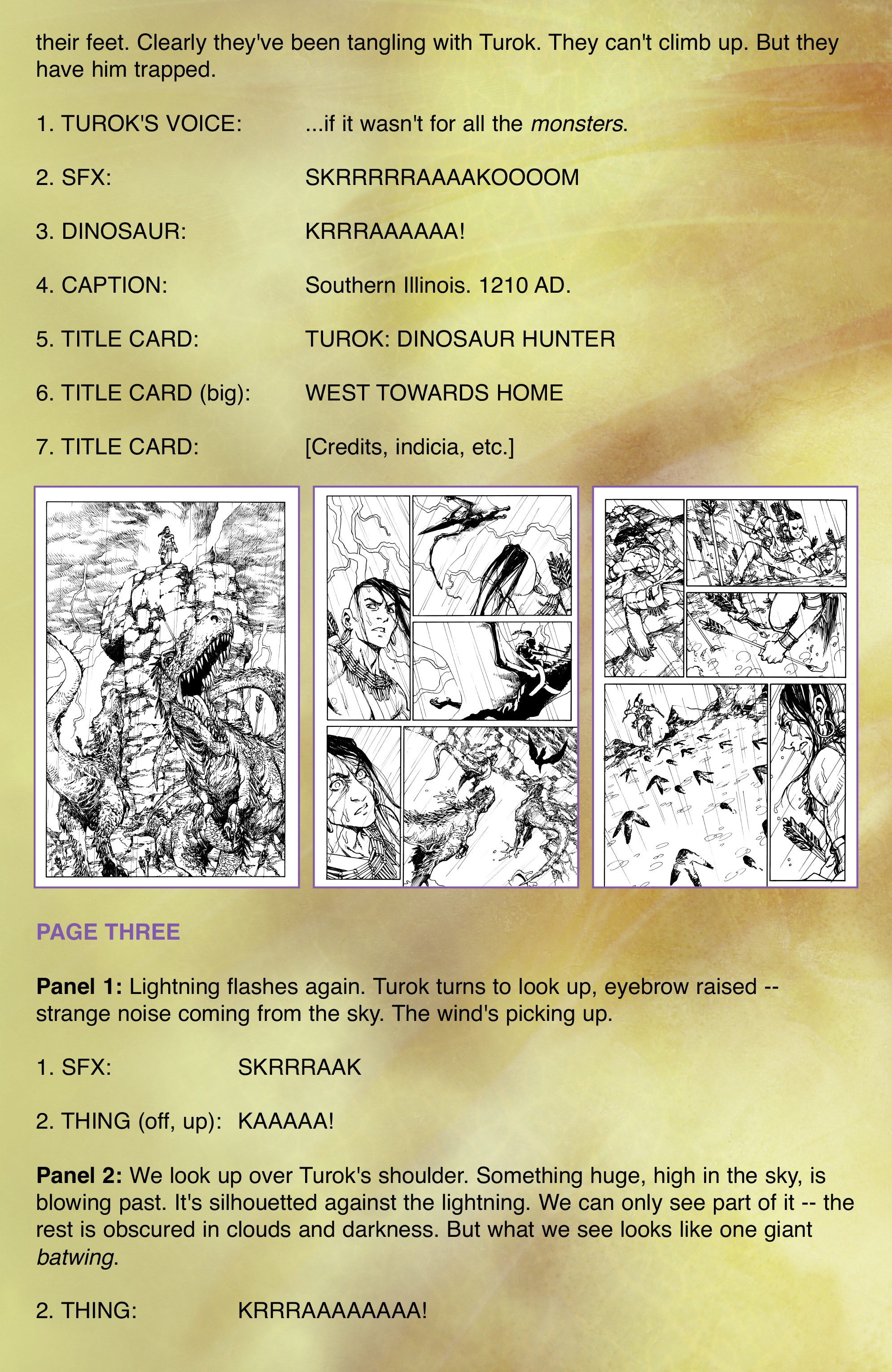 Read online Turok: Dinosaur Hunter (2014) comic -  Issue # _TPB 2 - 90