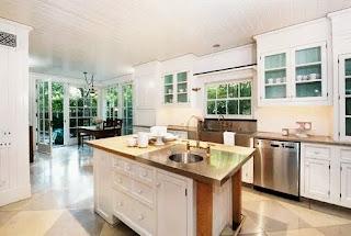 Interior Design Kitchen Simple Shabby Chic