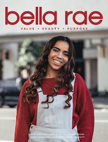 Bella Rae magazine. Issue 13 out now.