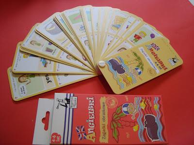 angielski dla dzieci, zagadki obrazkowe, Kapitan Nauka