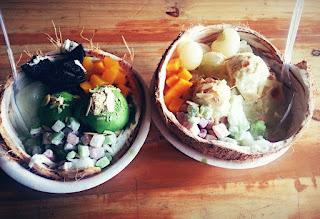 """Dessert """"Mangkok Manis"""" Unik dan Murah"""