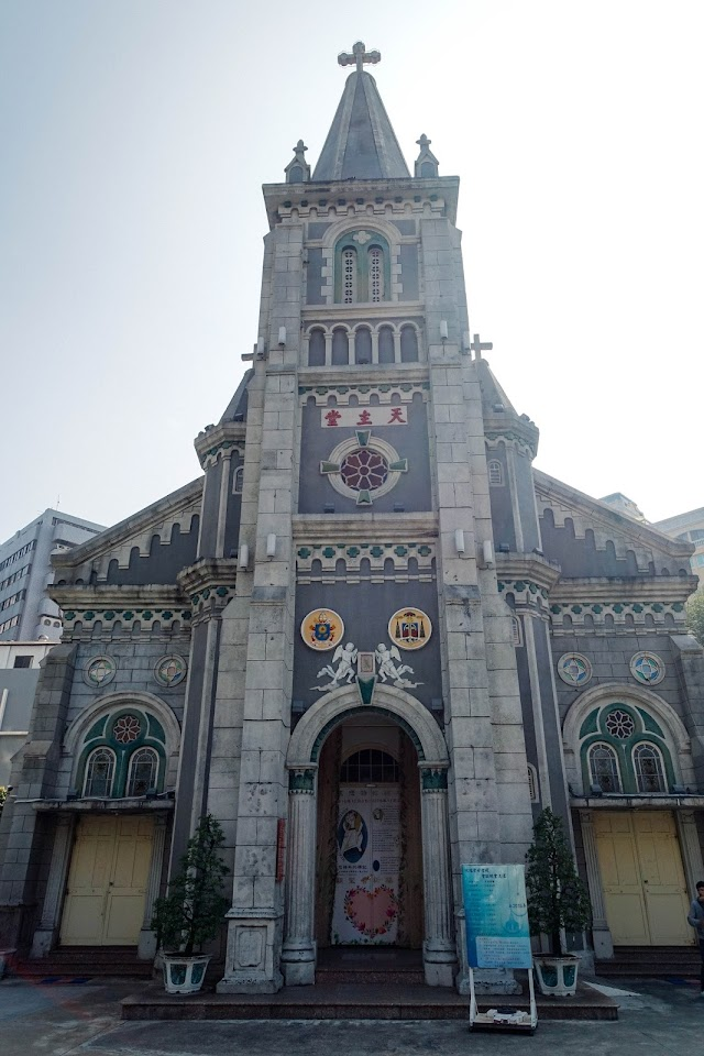 聖母玫瑰教堂(Rosary Cathedral Minor Basilica)