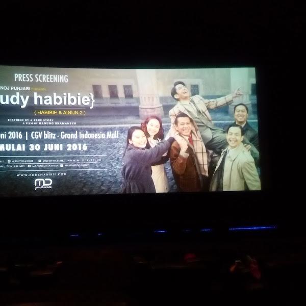 Kisah Kasih Rudi Habibie (Habibie & Ainun 2)