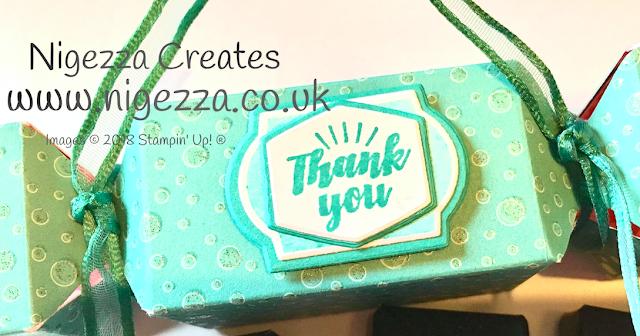 Myths & Magic cracker box Nigezza Creates