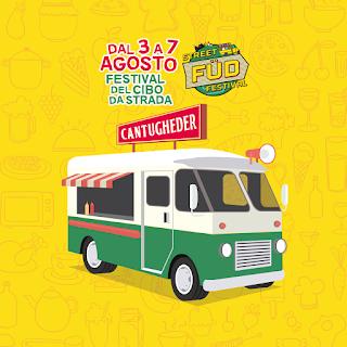 Street FUD Festival dal 3 al 7 agosto Cantù (CO) 2016