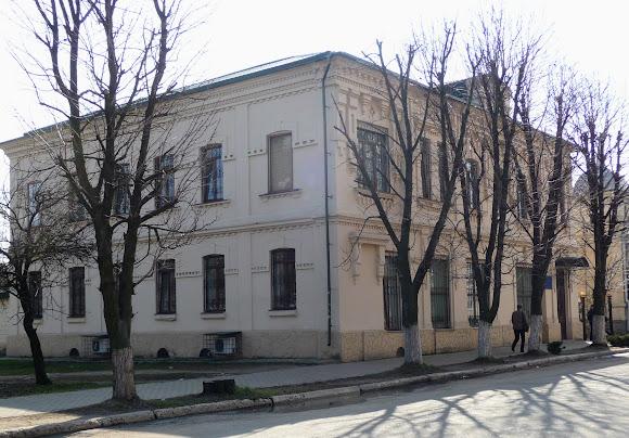 Слов'янськ. Колишня міщанська управа. Казначейство