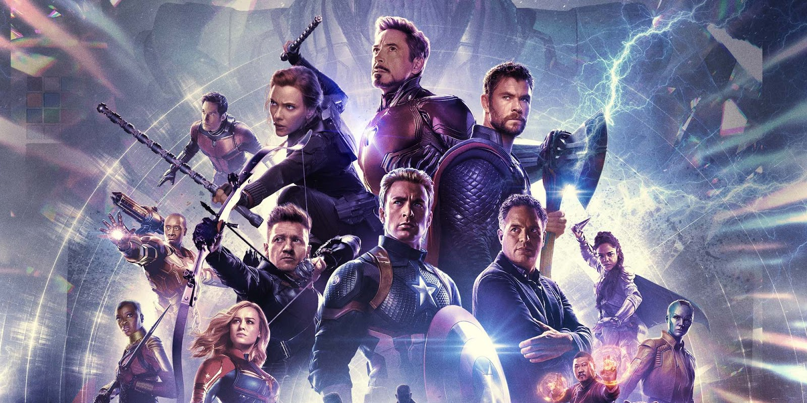 'Avengers: Endgame' NO SPOILERS Movie Review