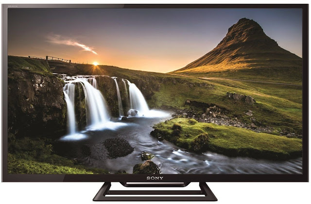 Sony BRAVIA KLV-32R412C 80 cm (32 inches) HD Ready LED TV Front view